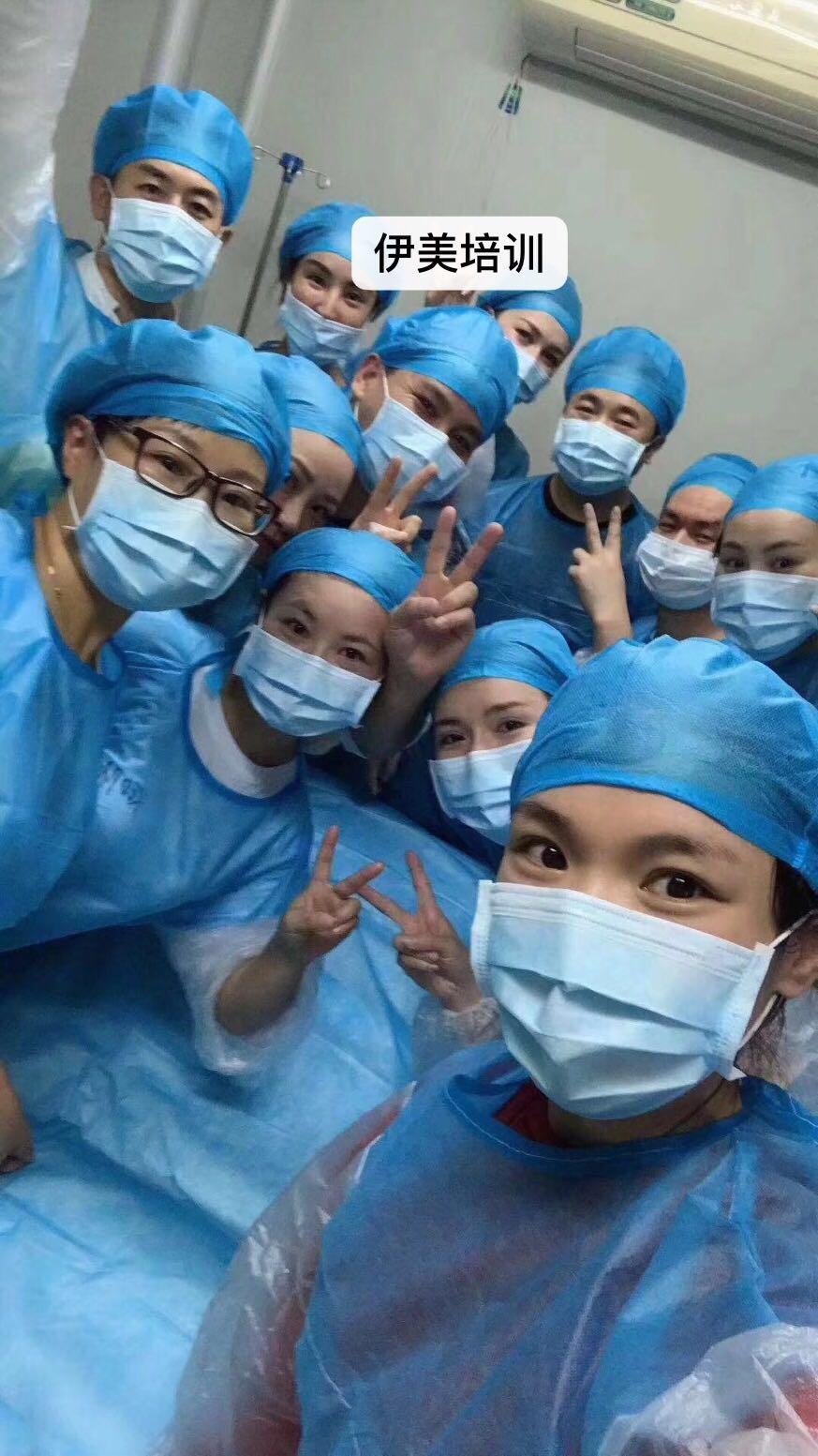 韩国皮肤管理产品培训义马CIVASAN水光焕肤手把手教按摩视频图片