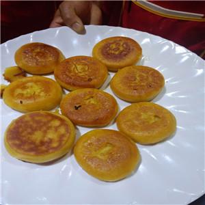 石磨黄金玉米饼做法大全