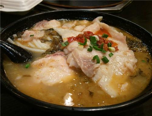 正宗小碗酸菜鱼技术培训