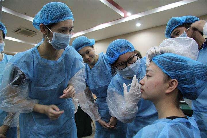 郑州植发培训排名前三的培训机构