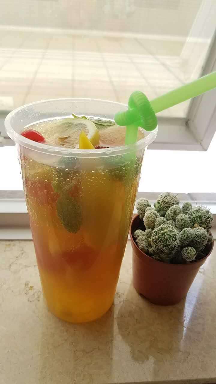 奶茶可以用绿茶做吗_心食谱