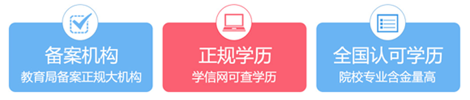 郑州工商学院怎样提升大专学历【成人学历】