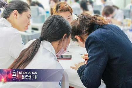 上海黄浦区在哪学韩式半永久纹眉比较好
