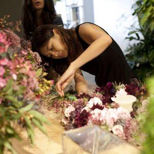 广州十大学习花艺