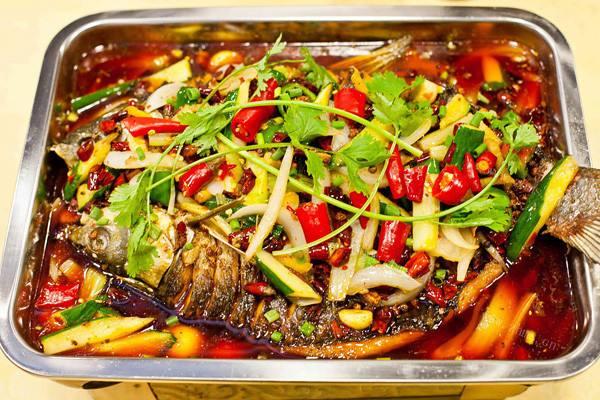 学烤鱼技术要多少钱