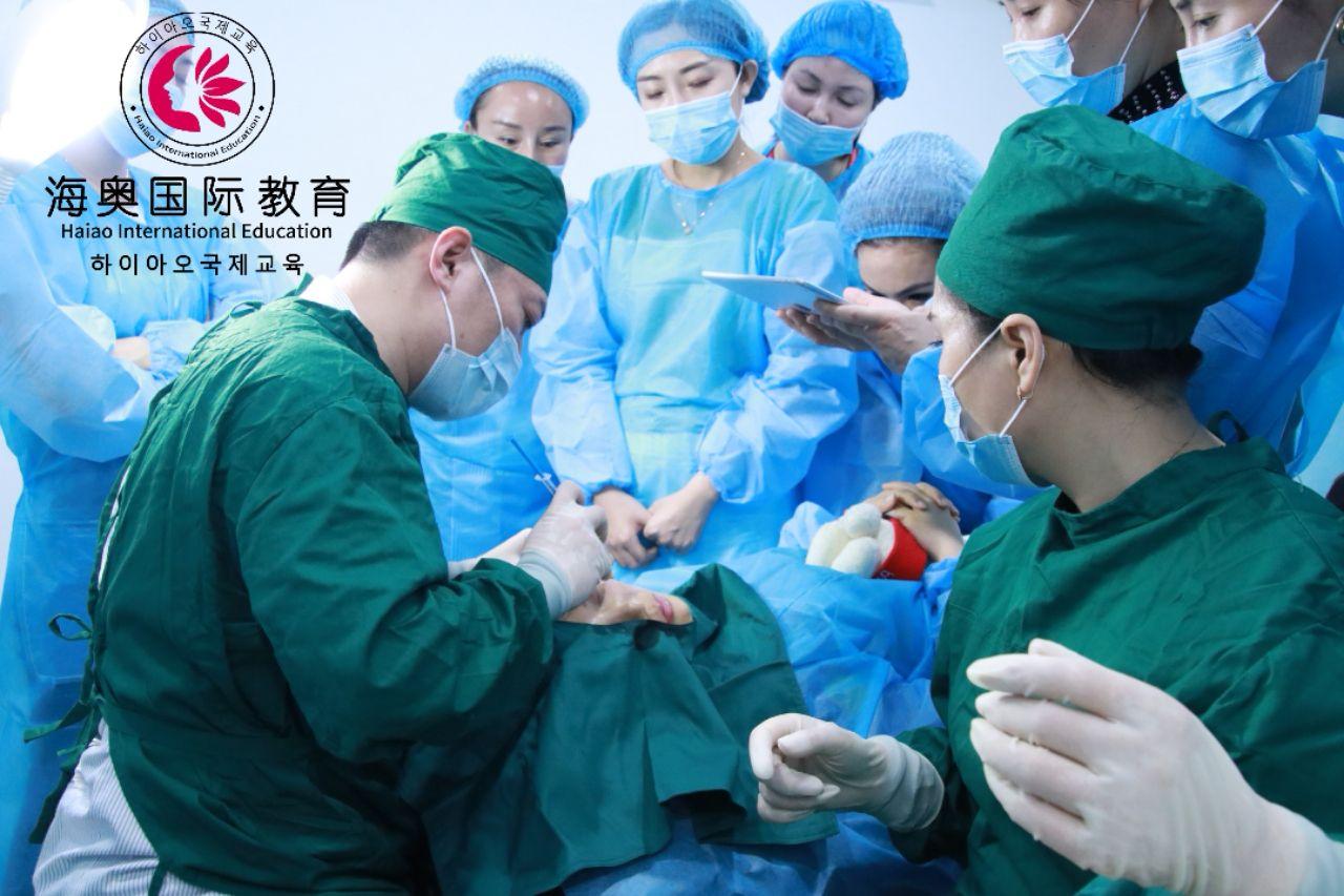 北京微整形培训——特邀整形专家主讲——北京微整形培训哪家好?