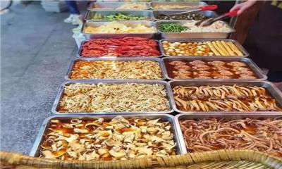 拉萨现捞卤菜培训学校