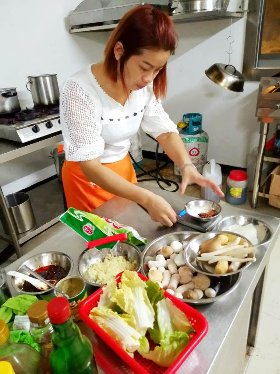 广州番禺去哪里可以学做麻辣烫培训