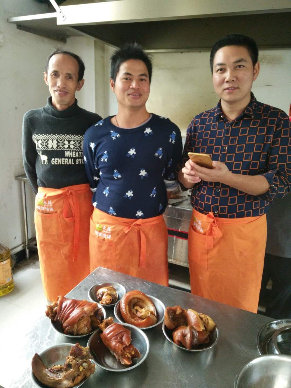 隆江猪脚饭技术在柳州附近哪里可以学