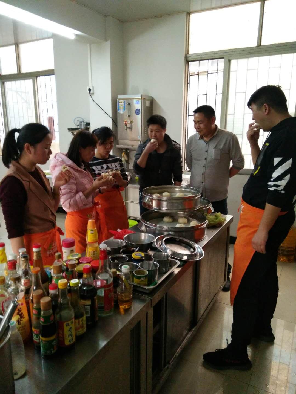 广州增城附近哪里有包子油条培训