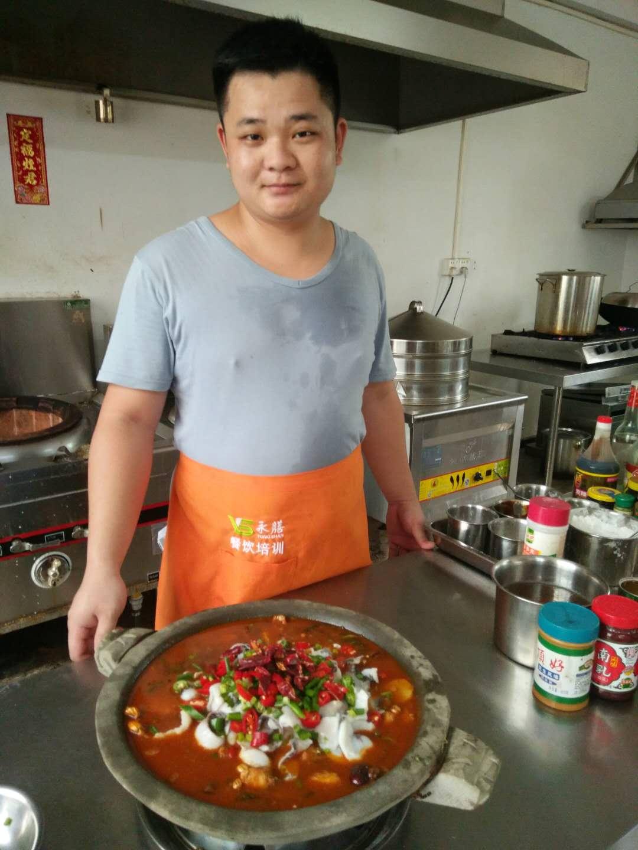 粤菜厨师技术在广州番禺哪里可以学