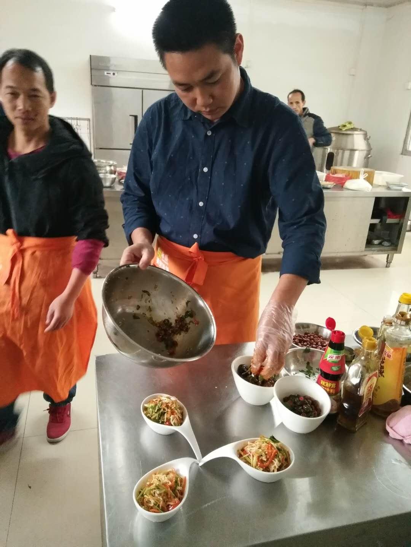凉拌菜技术在桂林附近哪里可以学