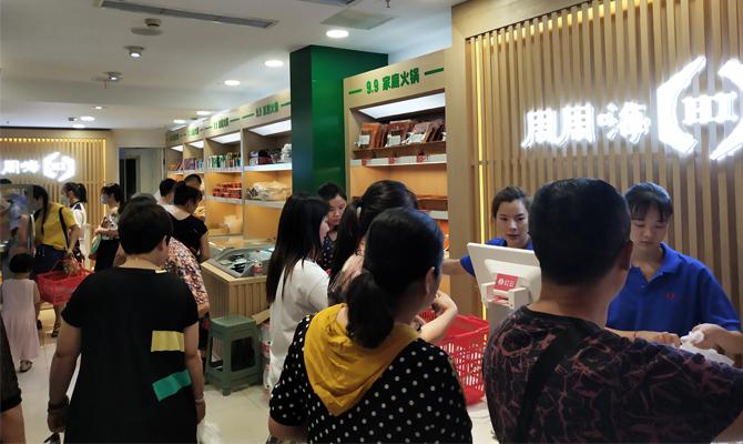 广东家庭火锅食材超市怎么样