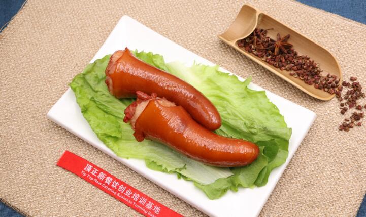 靖江学卤菜技术一般多少钱