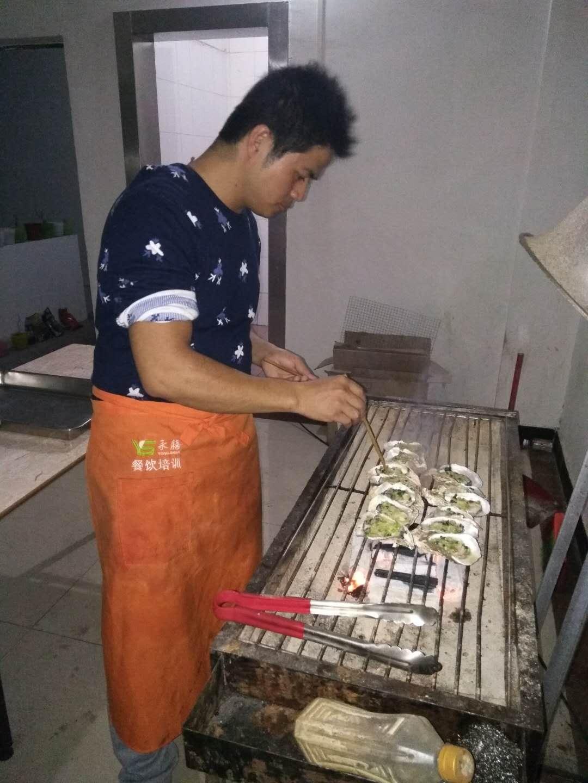 烧烤技术在肇庆高要哪里有