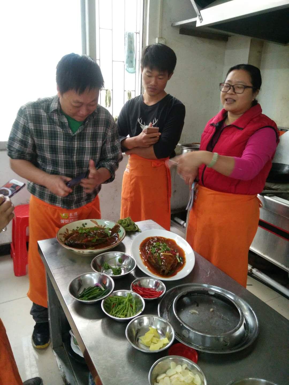 粤菜技术在广州白云附近有学吗