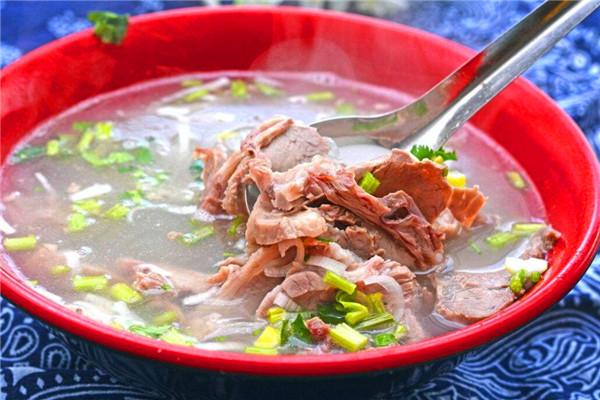 想学纯正单县羊肉汤技术来玖盛培训