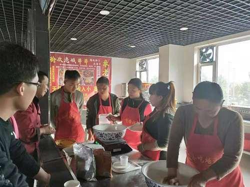 网红烤鱼饭培训中心去哪里能学会