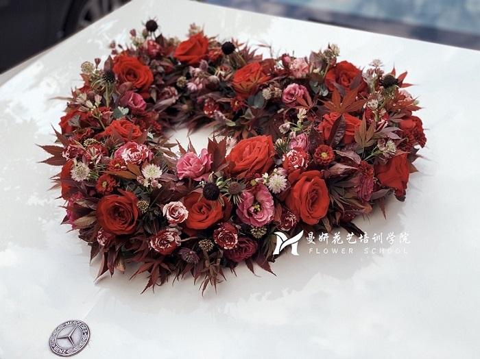 上海花藝職業培訓學校