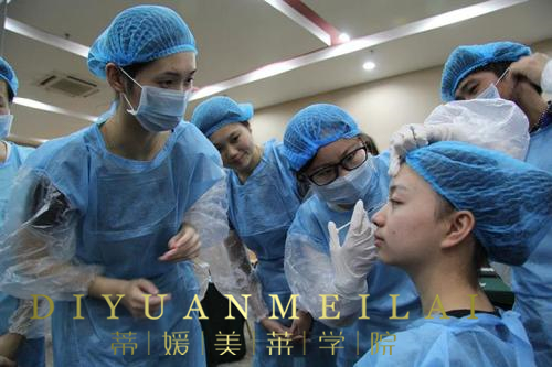 南通正规整形医院的微整形注射培训学校