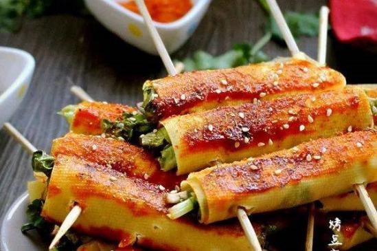 重慶烤苕皮培訓