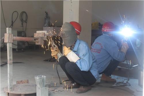 漳州市焊工高处作业培训考试