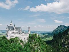 关于德国较高的几座山峰,你知道几个呢?