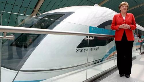 德国的磁悬浮之梦在中国实现?